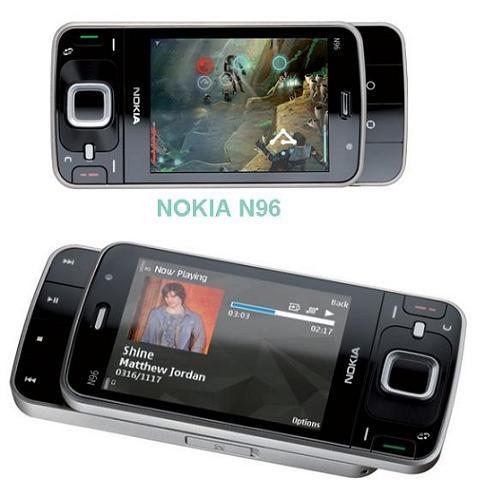 Ponsel-ponsel seri 60 Nokia memiliki keunikan dibandingkan ponsel ...